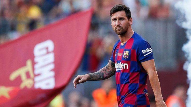 ¿Qué le pasa a Messi que todavía no entrena?