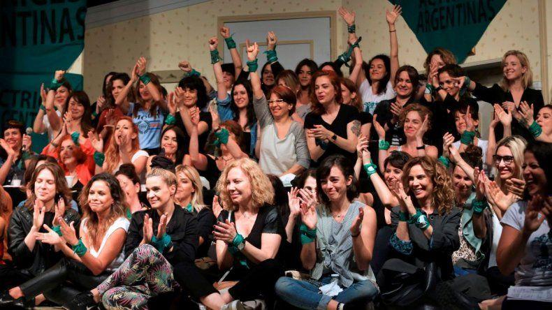 Actrices Argentinas hará otra denuncia por acoso en el ambiente artístico
