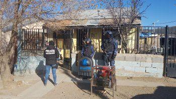Seis allanamientos por enfrentamientos entre dos familias