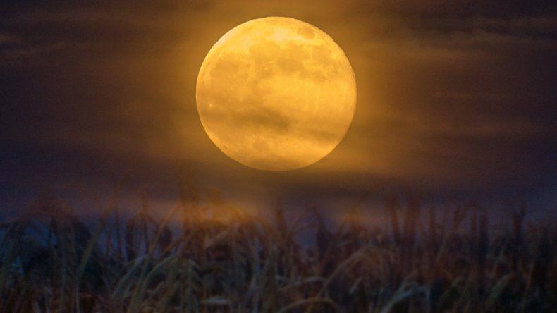 ¿Qué es la Luna de la Cosecha que se dará éste viernes 13?