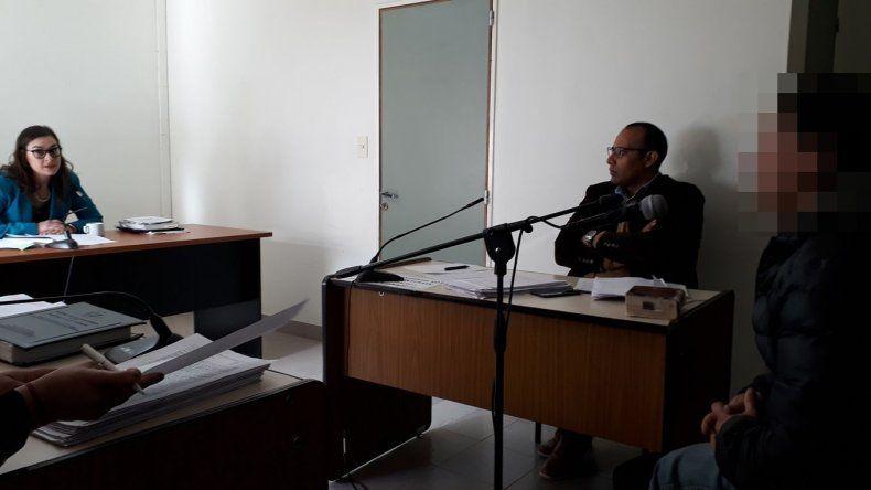 Martín Quiroga continuará en prisión preventiva por noventa días.