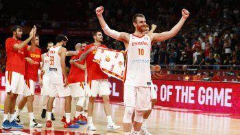 España derrotó a Australia y es el primer finalista