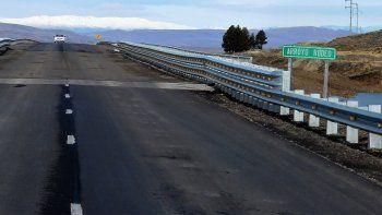 Finalizó la remodelación de cuatro puentes de la ruta 40 entre Esquel y Epuyén