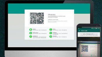 las nuevas caracteristicas para whatsapp web