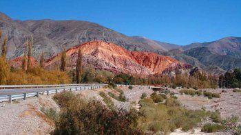 nuevo corredor turistico de montana  entre las yungas y la quebrada