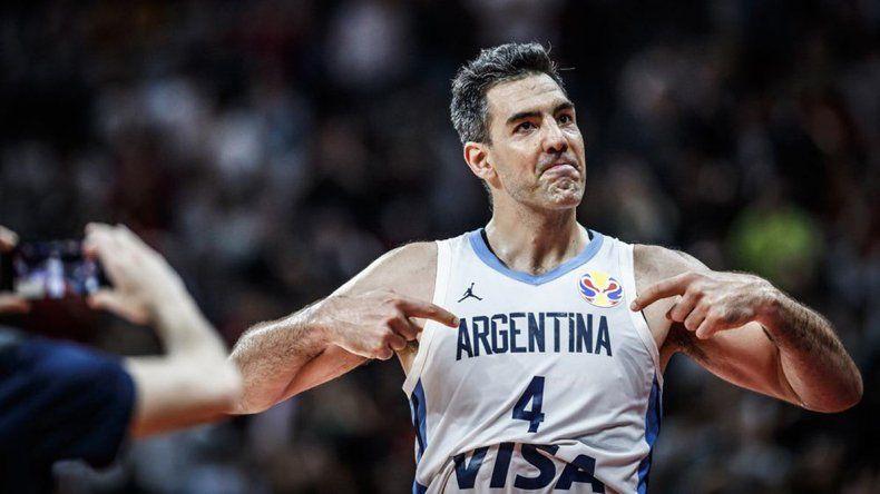El capitán Luis Scola intentará hoy guiar al triunfo y al título a la selección argentina de básquetbol en la final del Mundial.