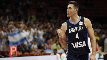 scola alcanzo el record de presencias en un mundial de basquetbol