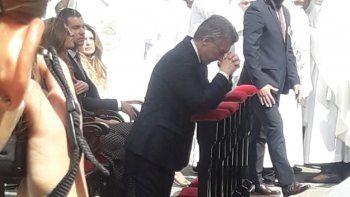 Duras críticas del obispo salteño: Llevate el rostro de los pobres