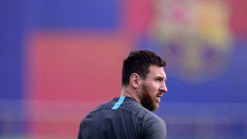 Lionel Messi comenzará hoy a disputar una nueva Liga de Campeones, el certamen más importante de Europa a nivel de clubes.