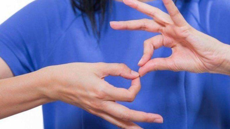 Un proyecto de ley para el reconocimiento de la Lengua de Señas