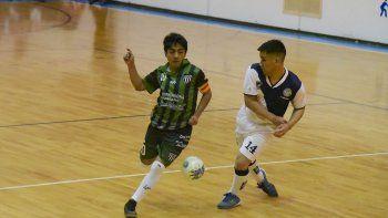 Esta noche continuará el torneo Clausura de futsal con dos partidos que se jugarán en el gimnasio municipal 1.
