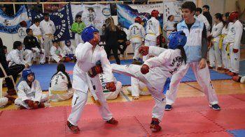 Competidores de todas las edades formaron parte del torneo.