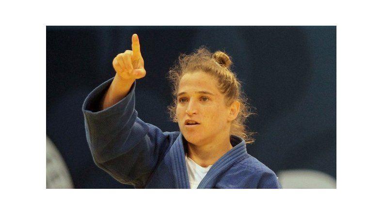 La judoca Paula Pareto es una de las figuras que estarán presentes en el Predio Ferial.