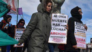 Docentes de Caleta expresaron tristeza infinita por el trágico suceso en Chubut