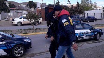 El detenido fue trasladado inicialmente al edificio del Juzgado Federal a cargo de Marta Yáñez.