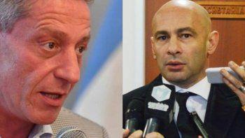 Arcioni ratificó a todo su Gabinete y descartó la salida de Massoni