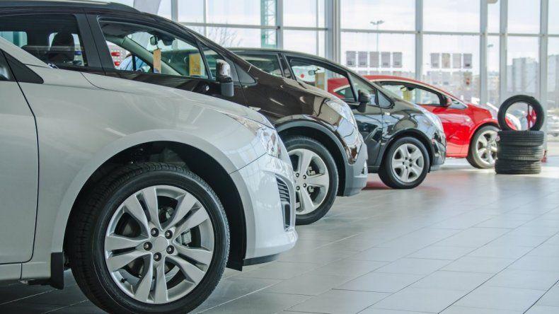 La producción automotriz cayó 26,4% en noviembre