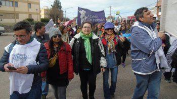 Las fotos de Jorgelina y María Cristina en su última marcha