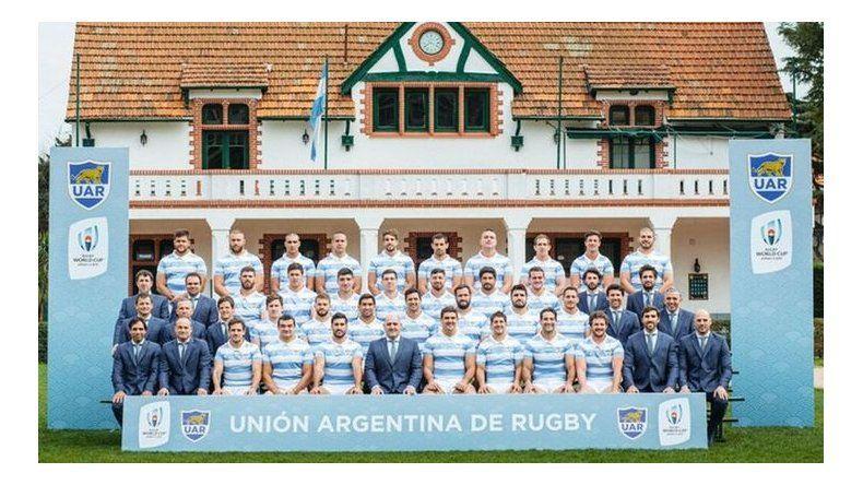 La selección argentina de rugby está lista para el debut de mañana ante Francia en la Copa del Mundo.