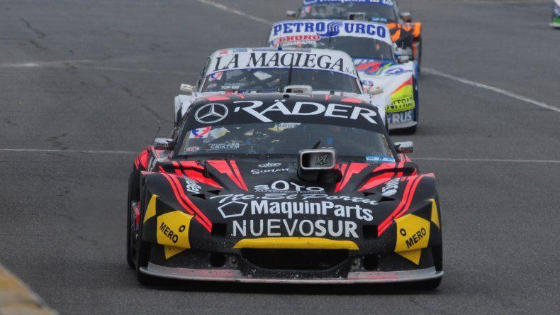 El Dodge de Marcelo Agrelo, el líder que tiene la Copa de Plata del TC Pista.