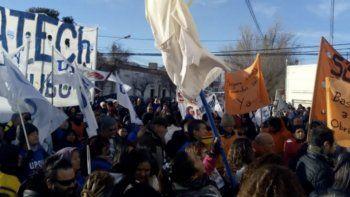 Los estatales de Chubut camino a la décima semana de conflicto