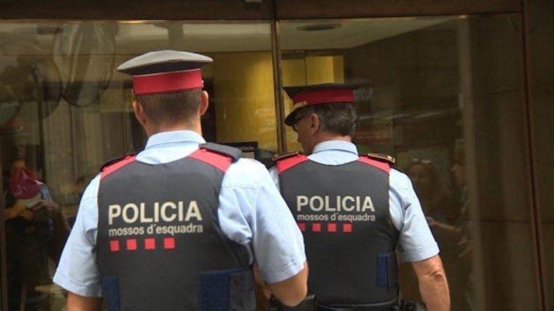 Detuvieron a un argentino en España por dejar morir a su pareja
