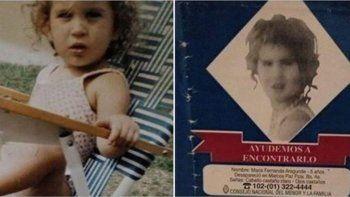 fue secuestrada hace 24 anos y se reencontro con su mama tras una publicacion en facebook