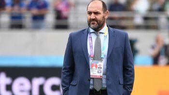 Mario Ledesma criticó duramente el arbitraje del partido que Argentina perdió ayer ante Francia.