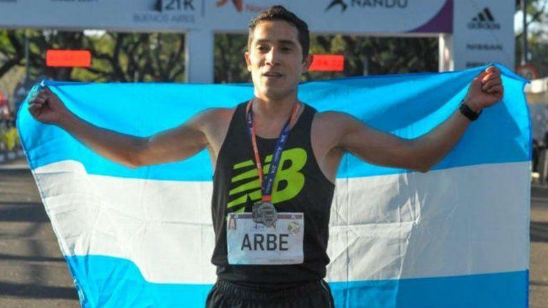 Un chubutense clasificó para los Juegos Olímpicos