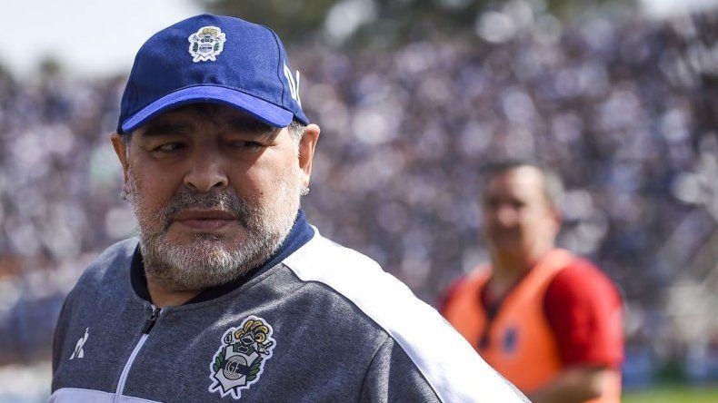 El Gimnasia de Maradona juega este lunes ante Talleres en Córdoba