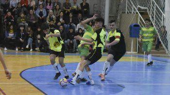 El fútbol de salón menor nacional se dará cita desde hoy y por el lapso de una semana en Comodoro Rivadavia.