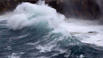 Geólogo afirma que podría generarse un tsunami en Santa Cruz