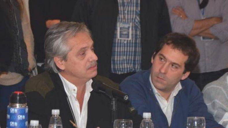 Luque, satisfecho por la elección de Alberto Fernández