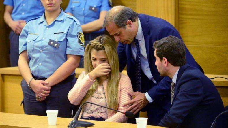 Brenda Barattini dijo que nunca quiso matar a nadie y que estaba arrepentida de lo que hizo.