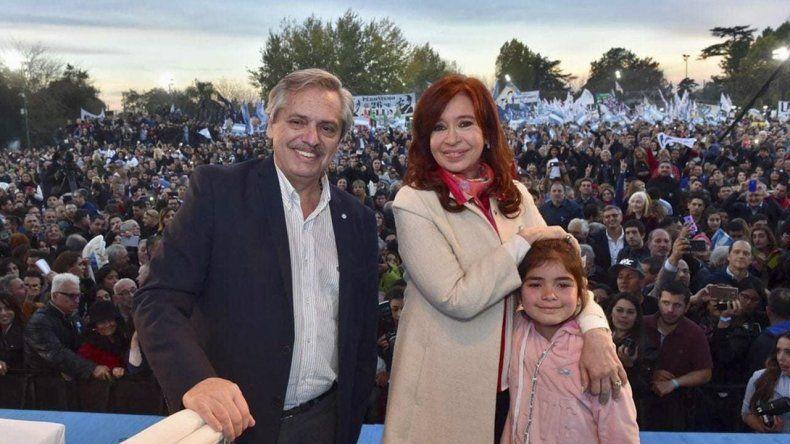 ¿Fernández y Cristina Kirchner vienen a Chubut?