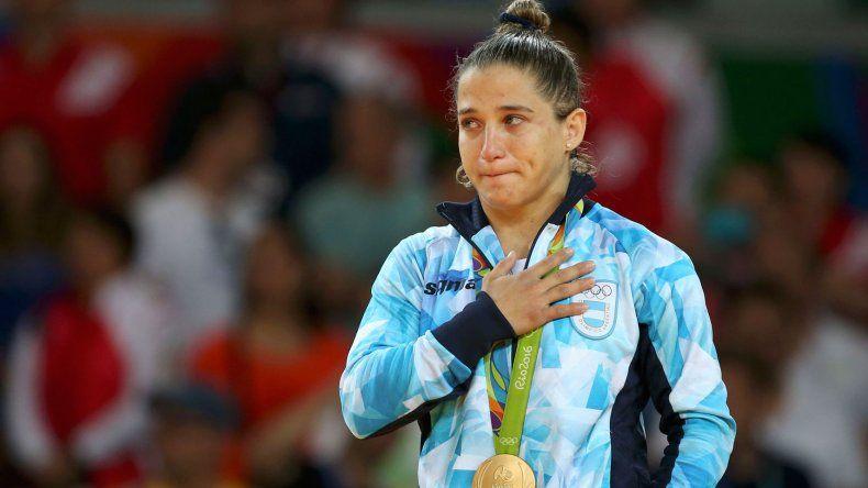 La judoca olímpica Paula Pareto será una de las figuras que estarán presentes en la Expo Deportes 2019 de Comodoro Rivadavia.