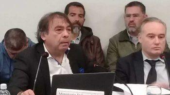El último en alegar fue Miguel Angel Moyano, defensor de Rubén Reinoso imputado por el delito de defraudación por administración fraudulenta en perjuicio de la Administración Pública.