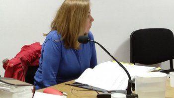 La fiscal Laura Castagno