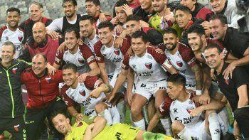 Histórico: Colón jugará la final de la Copa Sudamericana