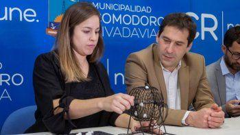 Lucía Venturini se llama la ganadora del auto sorteado entre contribuyentes cumplidores