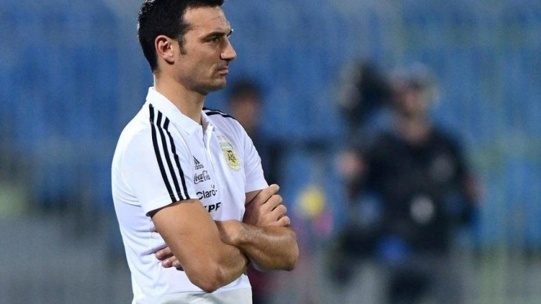 Lionel Scaloni ya piensa en los próximos dos amistosos que encarará la selección argentina.