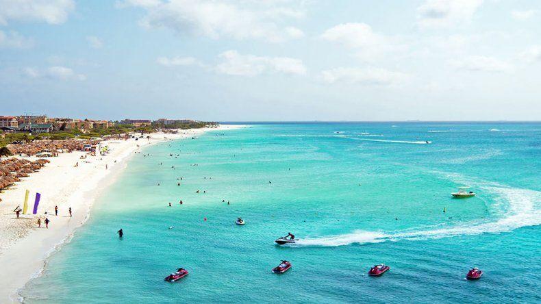 Las cinco mejores playas para visitar en Aruba