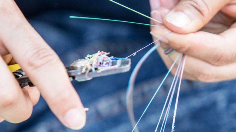 La moda de atentar contra las fibras ópticas para robar bancos