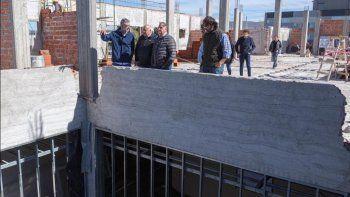 Avanza a buen ritmo la construcción de oficinas municipales en Stella Maris