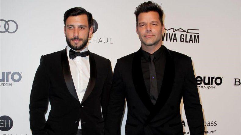 Ricky Martin anunció espera su cuarto hijo junto a Jwan Yosef