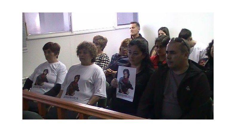 Familiares y allegados de la víctima celebraron el fallo.