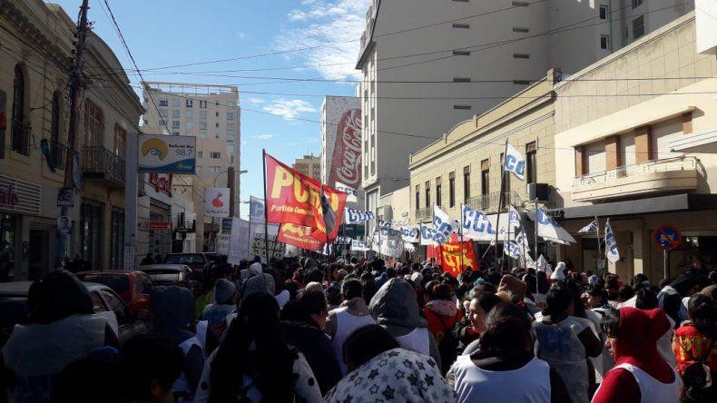 La CCC movilizada: Nación, en vez de producir trabajo, produce pobres