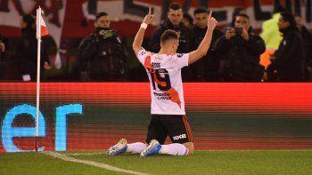 River fue muy superior a Boca y lo venció en la primera semifinal de la Libertadores