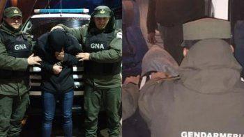 Detuvieron en Caleta Olivia a un prófugo con causas por drogas