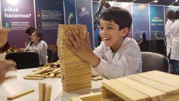 La Muestra Conicet Itinerante estará en la Expo Industrial que se desarrollará en el Predio Ferial de Comodoro.